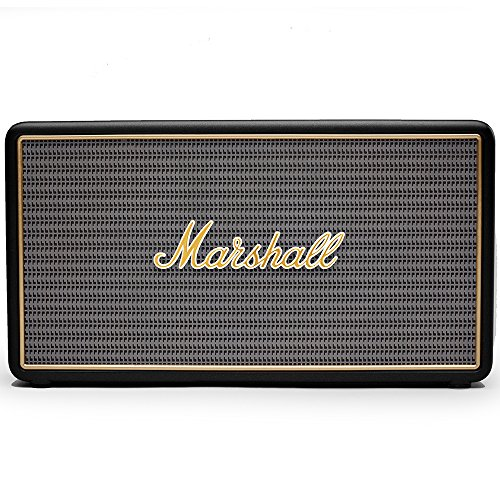 Marshall Stockwell Bluetooth Altavoz Portátil - Negro (UK)