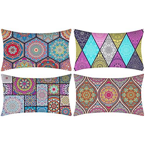 Cojines Decorativos Para Sofa Rectangulares cojines decorativos para sofa  Marca DakTou