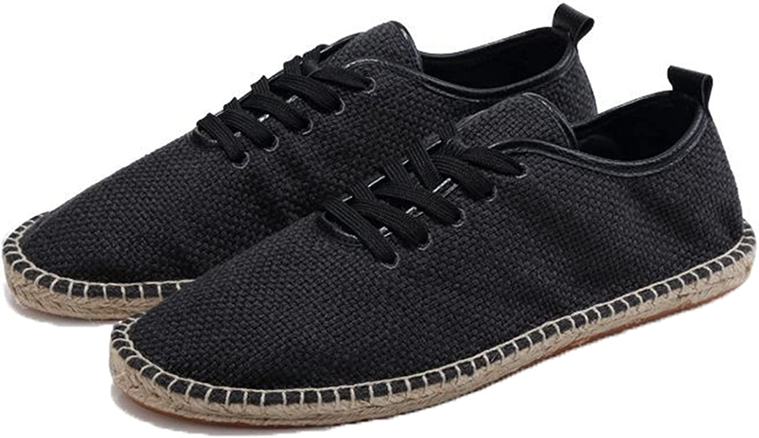 Espadrilles for MenClassic Max 85% OFF Casual Footwear Finally popular brand Canvas Summer Anti-S