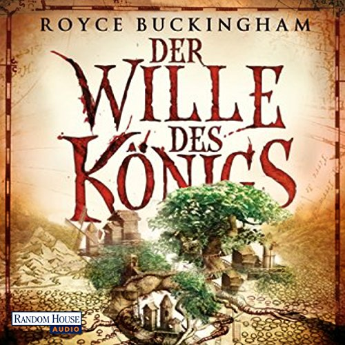 Der Wille des Königs audiobook cover art