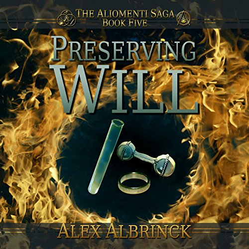Preserving Will audiobook cover art
