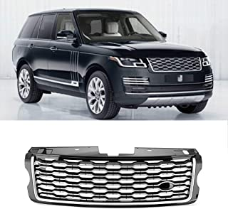 Front Bumper Left /& Right Vent Mesh Grille For LR Range Rover Sport 2018-2019 US