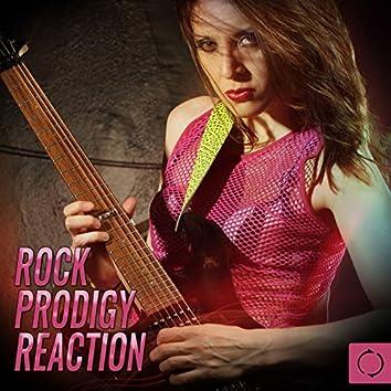 Rock Prodigy Reaction