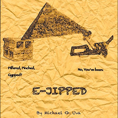 E-Jipped!: The Mobster Who Prompted the Pyramids! cover art