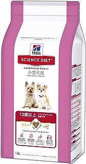 ヒルズのサイエンス・ダイエット ドッグフード シニアアドバンスド 小型犬用 高齢犬用 13歳以上 チキン 1.5kg