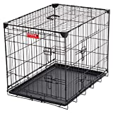 """Lucky Dog 24"""" (S) Slyder Whisper Glide Sliding Door Dog Crate 