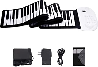 JAEZZIY Roll Up Piano, 88 Keys Electric Piano Keyboard, Upgr