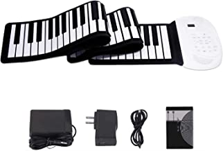 JAEZZIY Roll Up Piano, 88 Keys Electric Piano Keyboard, Upgr