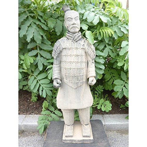 int. d'ailleurs - Soldat Debout de l'armée du Xian (1.20 m) - STCH008