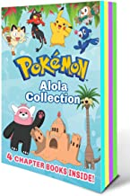 Alola Chapter Book Collection (Pokémon)