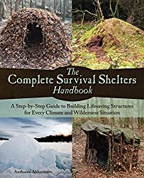The Complete Survival Shelters Handbook Review | PreparednessMama