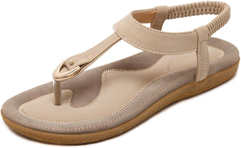 Sensitives Summer New Women's Fashion Sandals Comfortable Ladies Sandals