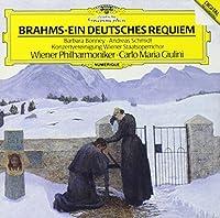 Brahms: Ein Deutsches Requiem by Carlo Maria Giulini