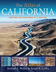 Image of The Atlas of California:. Brand catalog list of University of California .