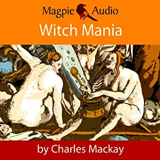 Witch Mania: The History of Witchcraft audiobook cover art