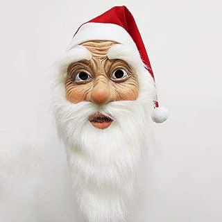 Best make santa claus face mask Reviews
