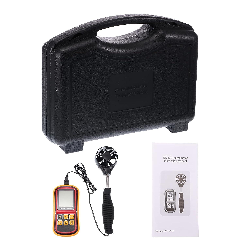 Wowlela New York Manufacturer regenerated product Mall GM8901+ Digital Meter Wind Indicator Portable Sp