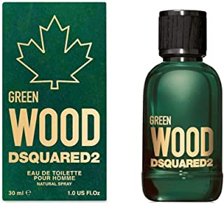 DSQUARED2 Perfumes Green Wood Eau de Toilette 30 ml pour Homme