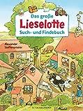 Das große Lieselotte Such- und Findebuch: Wimmelbuch Bd 1