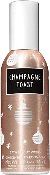 Bath And Body Works Champagne Toast Concentrated Room Spray 1 5 Ounce 2018 Holiday Edition