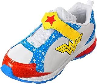 Kids' Wonder Woman Toddler Girls' Glitter Athletic Sneakers Cross Trainer