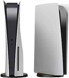 CHENSTAR Carcasa para consola PS5, carcasa de repuesto para consola PS5, cubierta protectora de repuesto para PS5 Digital ...