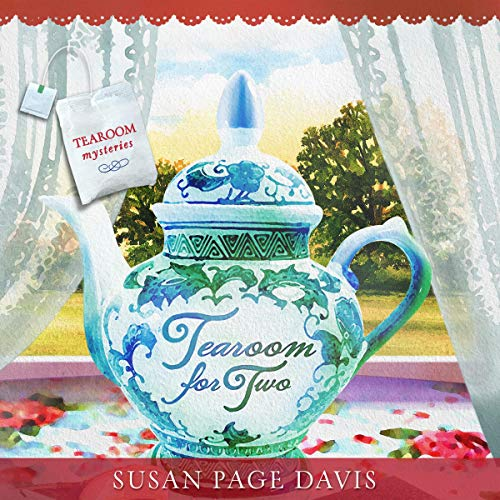 Tearoom for Two cover art