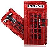 FoneExpert® ASUS Zenfone 2 (ZE550ML/ZE551ML) 5.5' Coque, Etui Housse Coque en Cuir Portefeuille...