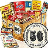 Keks Set / DDR Box / 50. Geburtstag / 50ter Geburtstag Geschenke