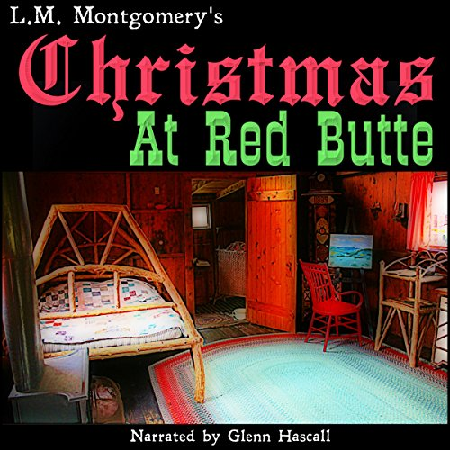 Christmas at Red Butte cover art