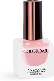 Colorbar Nail Lacquer, Sand Pink, 12 ml