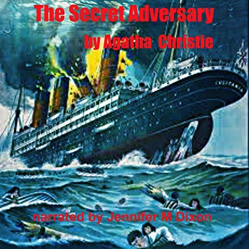 The Secret Adversary cover art