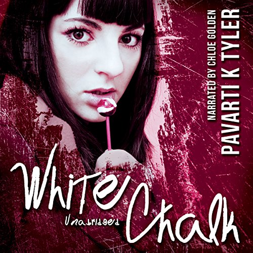 White Chalk audiobook cover art