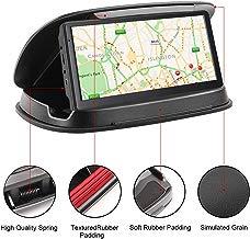 Soporte de salpicadero Antideslizante para GPS Garmin Nuvi. Tomtom