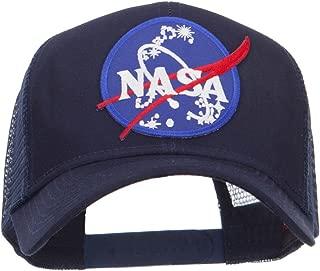 e4Hats.com Lunar Landing NASA Patched Mesh Back Cap
