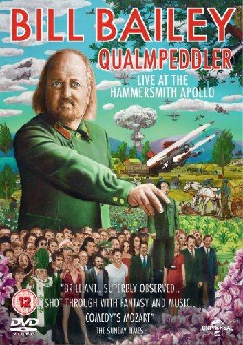 Bill Bailey: Qualmpeddler (Live 2013) [UK Import]