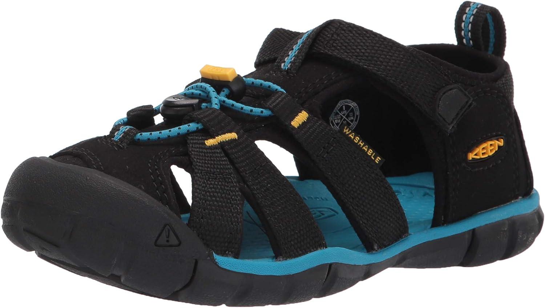 Max 74% Max 72% OFF OFF KEEN Unisex-Child Seacamp Sandal CNX Ii