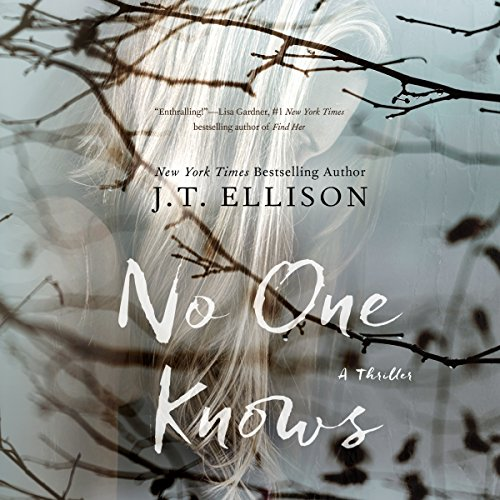 No One Knows audiobook cover art