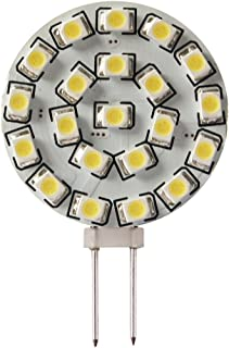 Dream Lighting Low Voltage 24V DC LED G4 Side Pin Cool White Cabinet/Down/Cupboard/Caravan/RV/Vehicle/Auto/Car Halogen Rep...