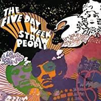 FIVE DAY WEEK STRAW PEOPLE [LP] [12 inch Analog]