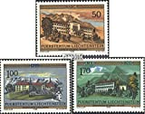 area: Liechtenstein 868-870 (complete.issue.) issue reason: 1985 Orders and Monastery
