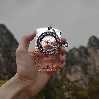 AceCamp コンパス 方位磁石 軽量 防水 高精度 コンパクト アウトドア キャンプ ハイキング 登山 レジャー 防災 非常用 サバイバル サバゲー ミリタリー 蓄光 軍用 方位磁針