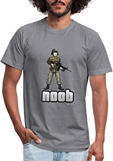 Battlefield Friends - Noob Men's Jersey T-Shirt