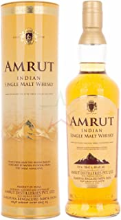 Amrut Indian Single Malt Whisky in Tinbox 46,00% 0,70 Liter