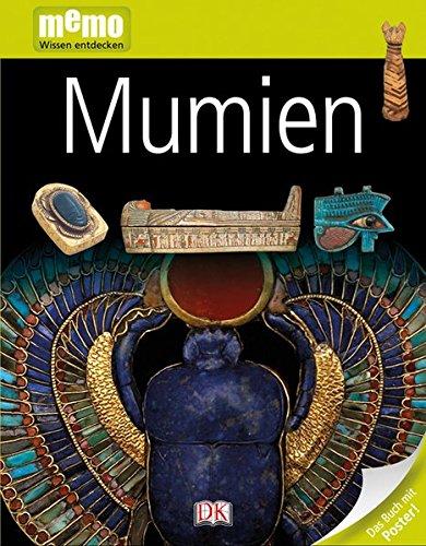 memo Wissen entdecken. Mumien: Das Buch mit Poster!