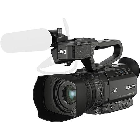 JVC 4Kメモリーカードカメラレコーダー GY-HM175