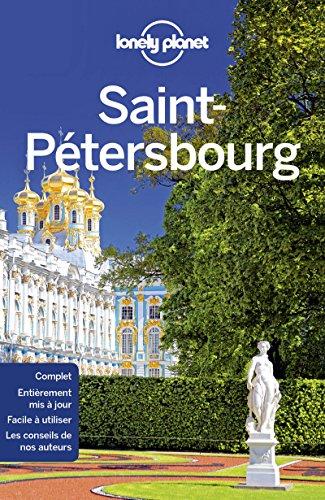 Saint-Petersbourg 3ed (town guide) (French version) - 61Rgo vJIML