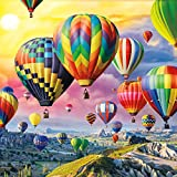 Buffalo Games - Photography - Up Up and Away - 300 Large Piece Jigsaw Puzzle