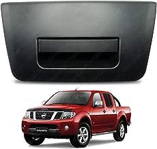 Powerwarauto Rear Black Tailgate Handle For Nissan Navara Frontier D40 Pick-up Truck UTE 2006 2007 2008 2009 2010 2011 2012 2013