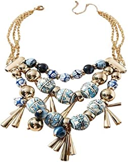 Anthropologie Alice Springs Bib Necklace - NWT